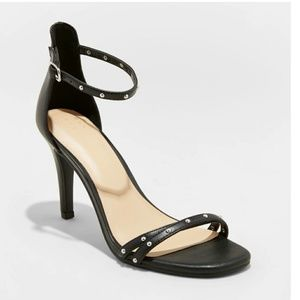 A new day black heels